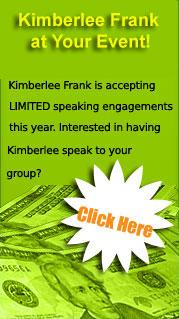 Kimberlee Frank speaker